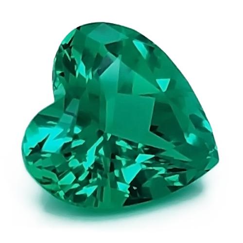 Chatham Heart Emerald