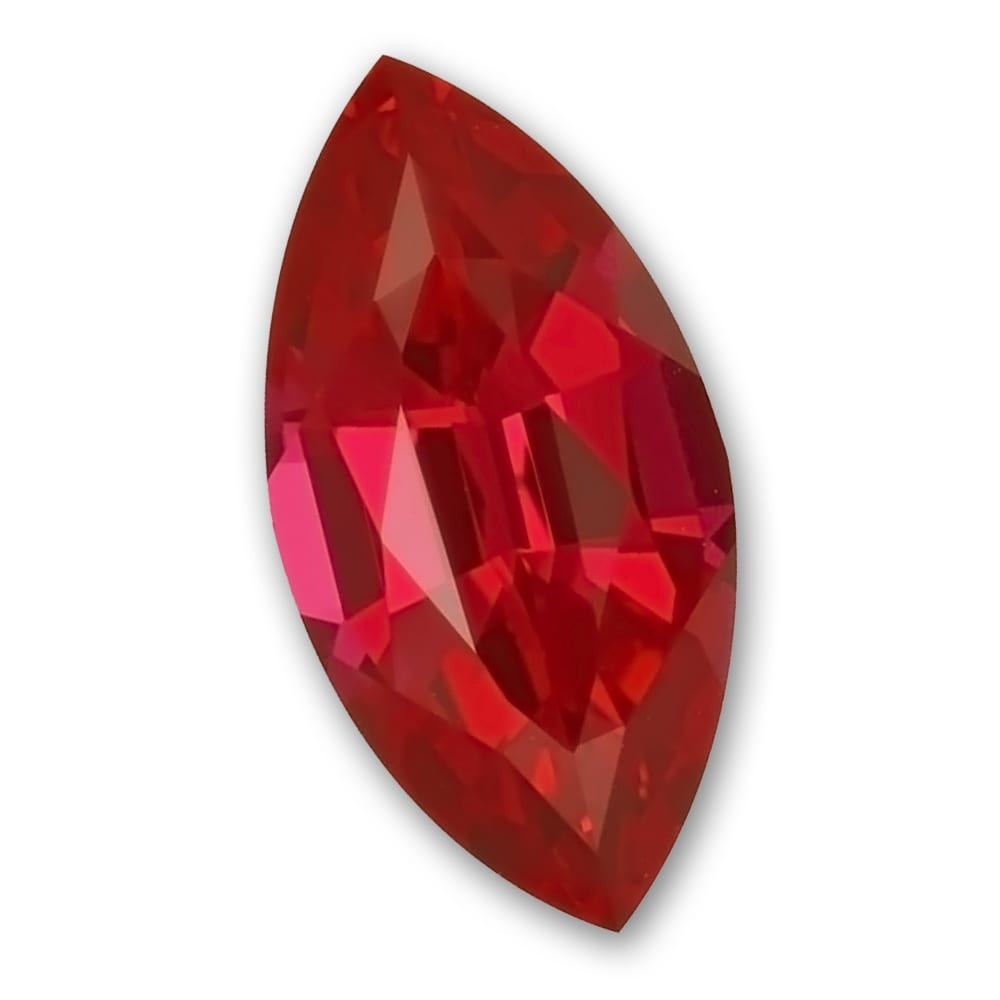 Chatham marquise ruby