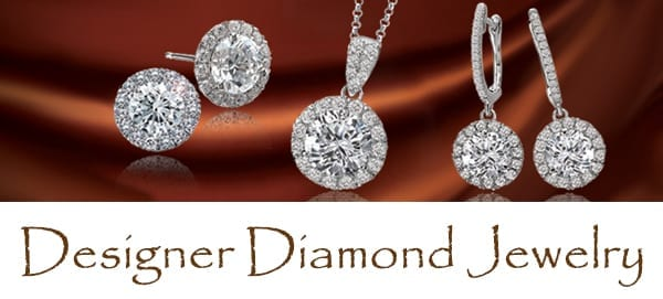 Designer diamond jewelry
