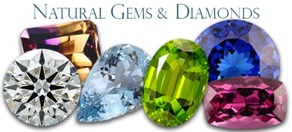 Mined Diamonds and Gems
