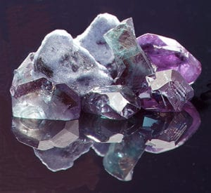 Chatham Lab-Grown Alexandrite Crystal