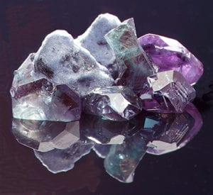 Chatham Lab-Grown Alexandrite Crystal