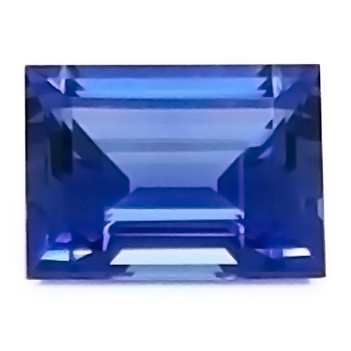 Chatham Baguette Blue Sapphire