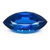 Chatham Marquise Blue Sapphire