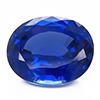 Chatham Oval Blue Sapphire
