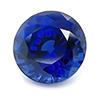 Chatham Round Blue Sapphire