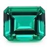 Chatham Octagon Emerald