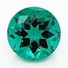 Chatham Round Emerald
