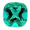 Chatham Square Cushion Emerald
