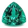 Chatham Trillion Emerald