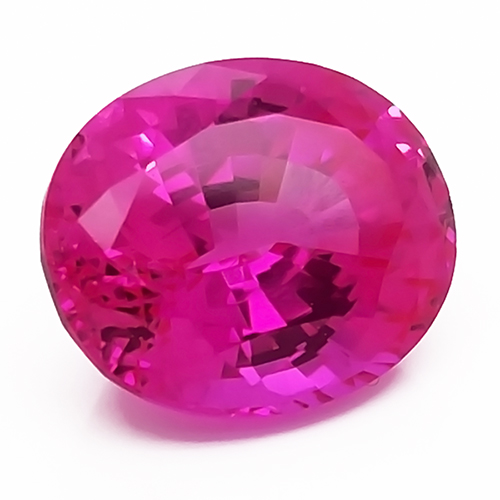 Chatham Oval Pink Sapphires