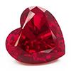 Chatham Heart Ruby
