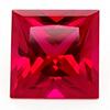 Chatham Princess Cut Ruby