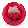Chatham Round Ruby