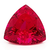 Chatham Trillion Ruby