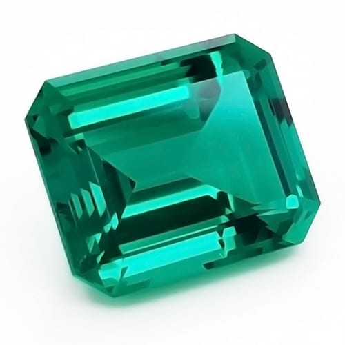 Chatham Octagon emerald